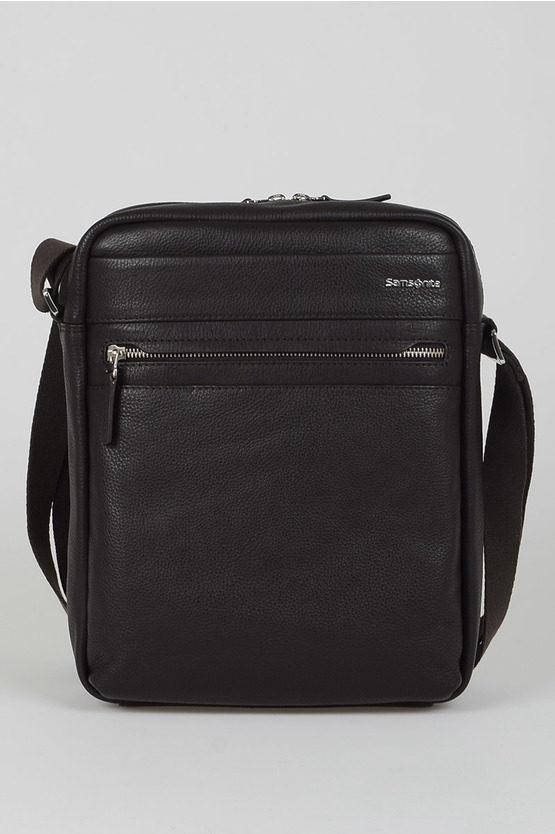 Samsonite HIP CLASS Borsello porta Tablet 10.1'' Marrone taglia Unica