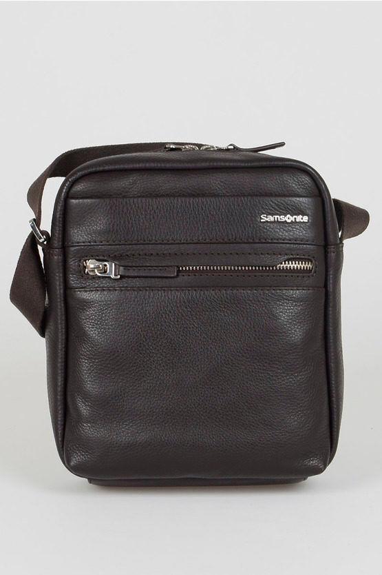 Samsonite HIP CLASS Borsello porta Tablet 7.9'' Marrone Scuro taglia Unica