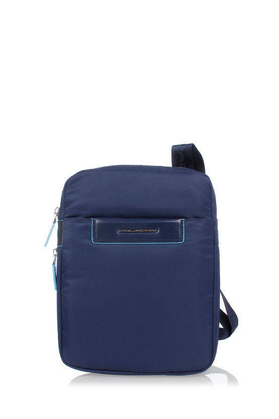 Piquadro CELION Borsello Espandibile porta iPad®mini Blu taglia Unica