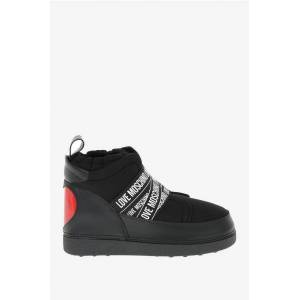 Moschino LOVE Sneakers SKIBOOT in Tessuto taglia 35/36