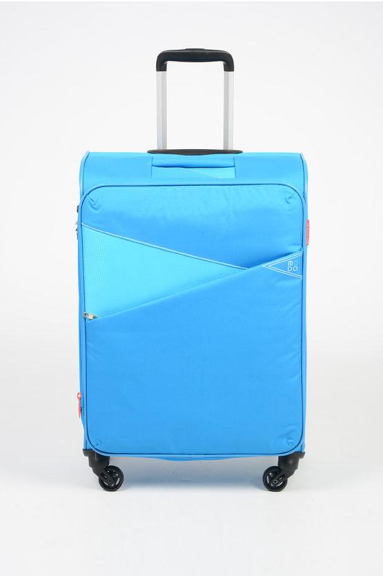 Roncato THUNDER Trolley Medio 67cm 4R Espandibile Blu Cielo taglia Unica