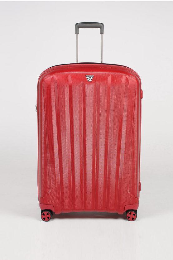 Roncato UNICA Trolley Grande 80cm 4R Rubino taglia Unica