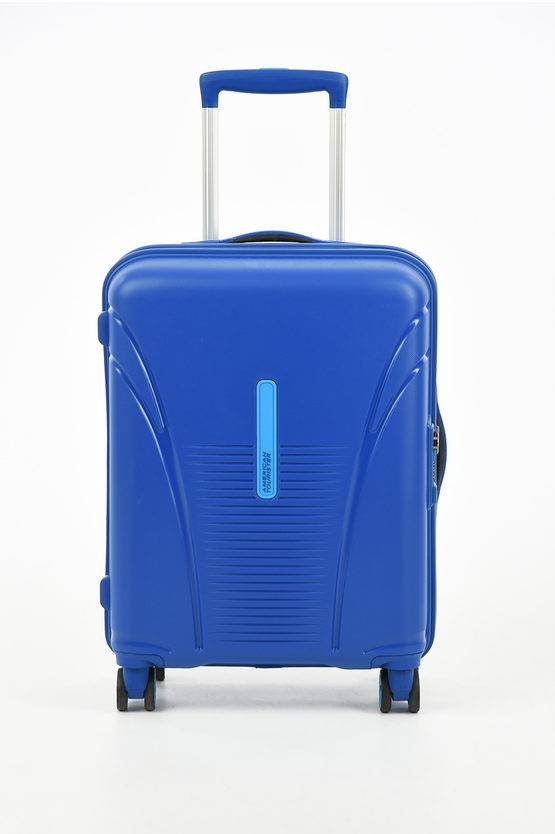 American Tourister SKYTRACER Trolley Cabina 55cm 4R Highline Blue taglia Unica