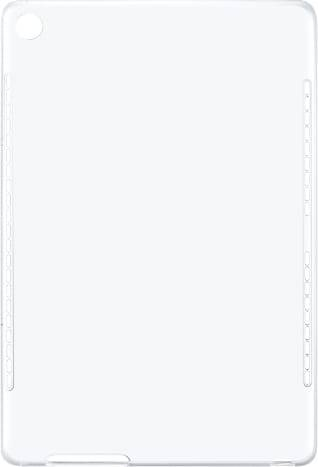 huawei 51992321 custodia cover per tablet mediapad m5 10.8 colore trasparente - 51992321