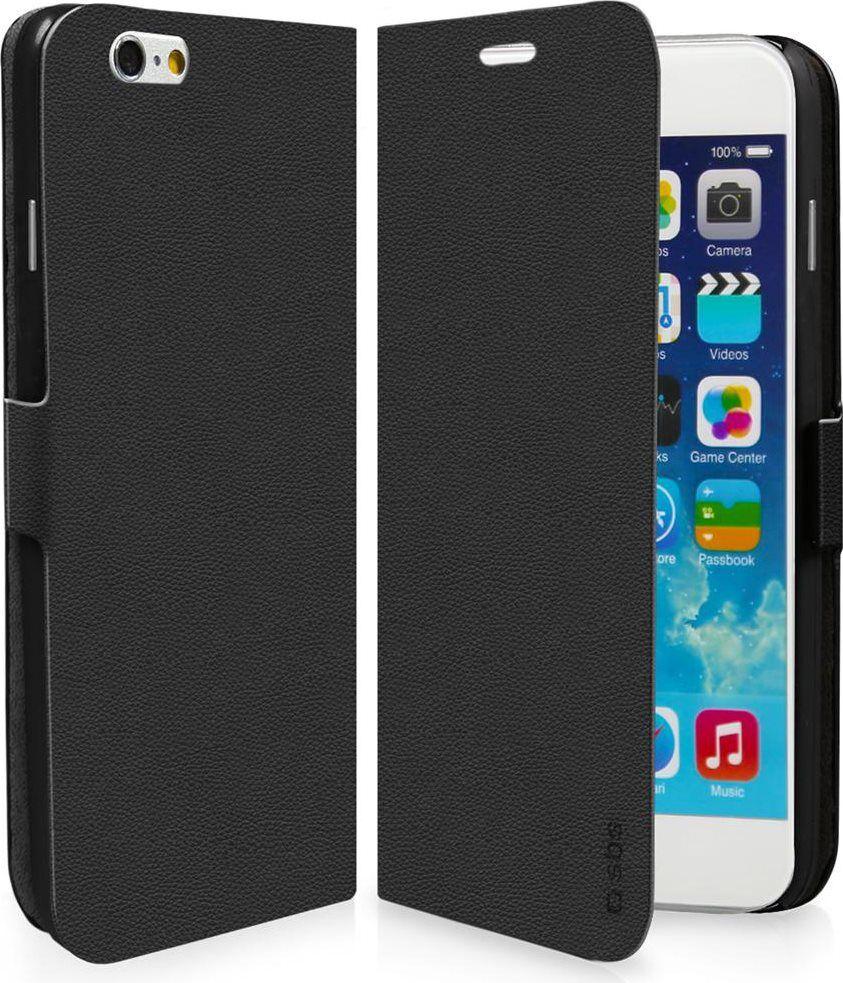 sbs Tebookip655k Custodia Cover A Libro Per Telefono Cellulare Smartphone Iphone 6 Plus Colore Nero - Tebookip655k