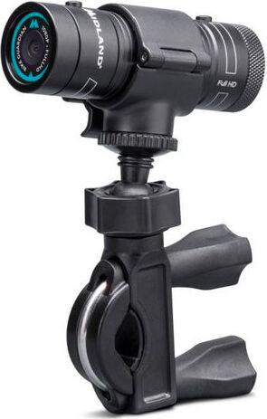 midland C1415 Dash Cam Per Moto Full Hd Registrazione Continua 2 Mpx Impermeabile Ipx65 - C1415 Bike Guardian