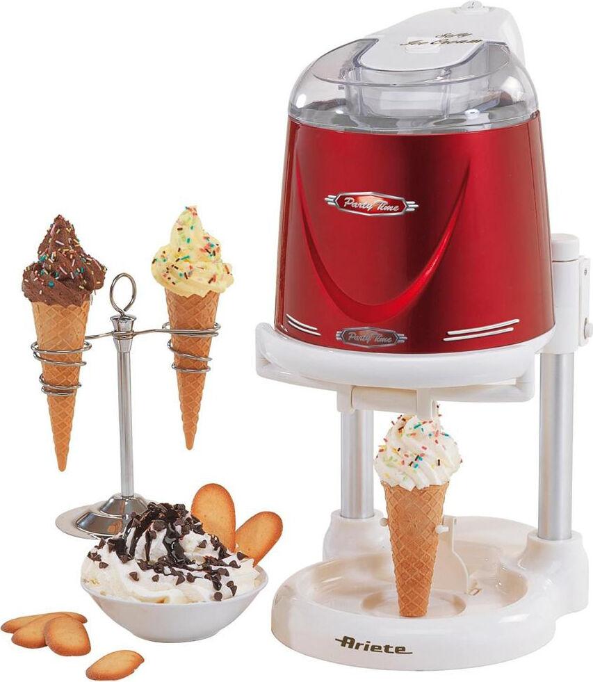 Ariete 634 Gelatiera Macchina Gelato 1 Lt. 634 Softy Ice Cream