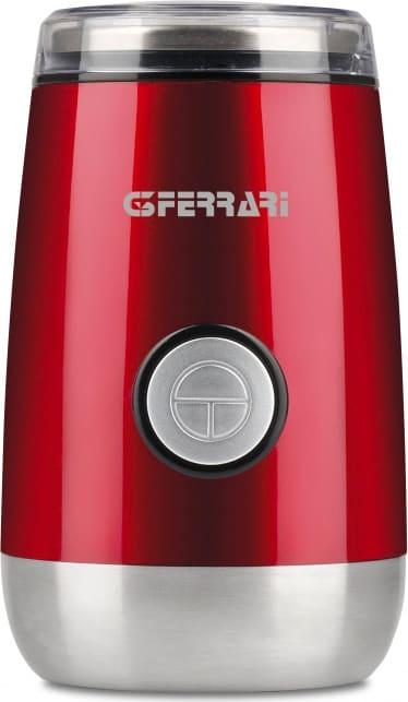 Acer G20076 Macinacaffè Potenza 150 Watt Lame In Acciaio Inox Funzionamento Pulse Colore Rosso - G20076 Cafexpress
