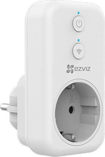 ezviz 304800191 presa wifi intelligente smart plug programmabile presa domotica - 304800191 t31