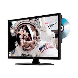 telesystem 28003024 Palco19 Led09 Tv 18.4 Pollici Hd Ready Televisore Led Dvb T2 Usb Lettore Dvd Integrato Hdmi Scart Garanzia Italia