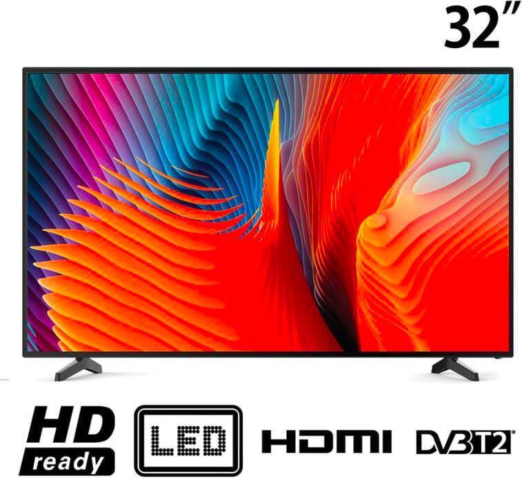 bolva S-3266 Hd S-3266 Hd Tv 32 Pollici Hd Ready Televisore Led Dvb T2 Hdmi Usb Slot Sd/mmc Garanzia Italia