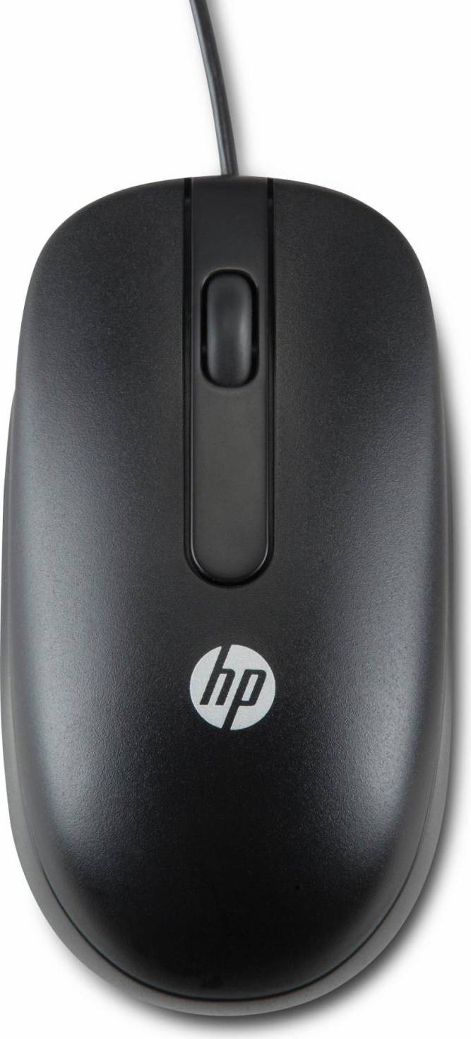 HP Qy778at Mouse Usb Laser 3 Tasti Colore Nero Qy778at Usb Optical Scroll Mouse
