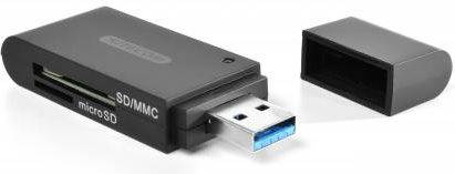 sitecom md-063 lettore multicard usb 3.0 card reader sd e micro sd - md-063