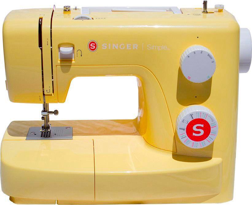 singer 3223 Macchina Da Cucire Meccanica A Braccio Libero 23 Punti 4 Tempi - 3223 Simple