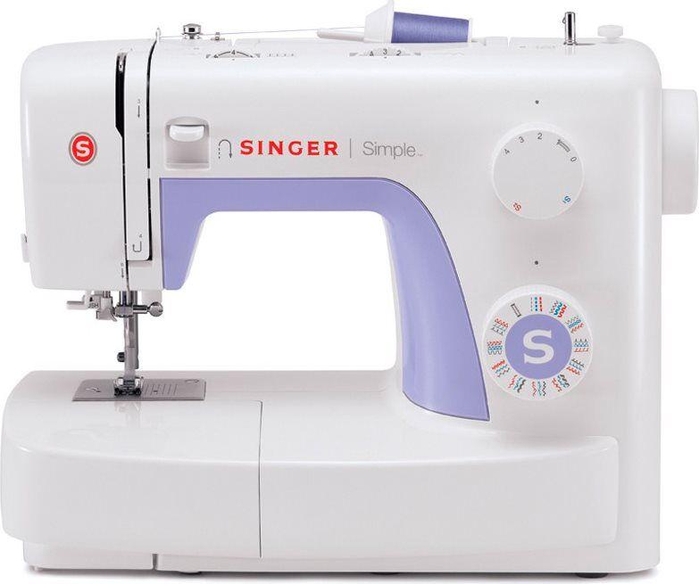 singer 3232 Macchina Da Cucire Automatica Asola 1 Tempo 32 Punti - 3232 Simple