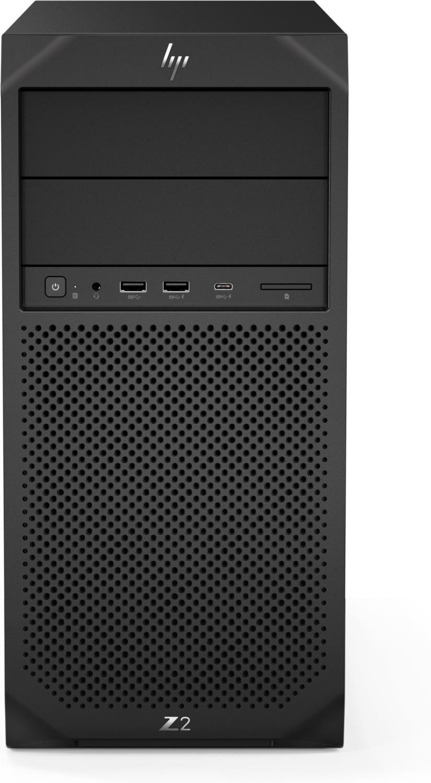 HP 6tw05et#abz Pc Desktop Workstation Intel Core I7-9700 3 Ghz 8 Core 16 Gb Ram Ssd 512 Gb Nvidia Quadro P1000 4 Gb Windows 10 Pro - 6tw05et Z2 G4