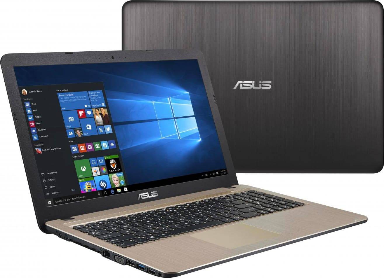 Asus X540na-Gq017 Vivobook X540na-Gq017 Notebook 15.6 Pollici Intel Celeron N3350 Computer Portatile Ram 4gb Hd 500 Gb Freedos