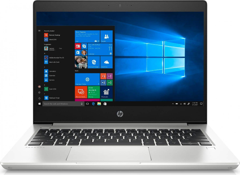 """HP 5pp57ea Notebook I7-8565u Intel Ssd 256 Gb Ram 8 Gb 13.3"""" Intel Uhd Graphics 620 Windows 10 Pro - 5pp57ea Probook 430 G6"""