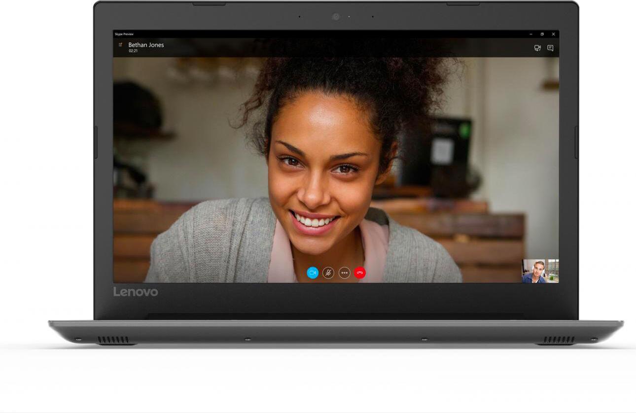 "Lenovo 81de02n0ix Notebook 15.6"" Intel Core I7-8550u Ram 8 Gb Ssd 256 Gb Wifi Bluetooth Platinum Grey - 81de02n0ix 330-15ikbr Lenovo Ideapad"