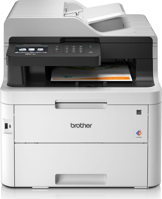 Brother Mfc-L3750cdw Stampante Multifunzione Laser Led A Colori Stampa A4 Scanner Fax Wifi Airprint - Mfc-L3750cdw