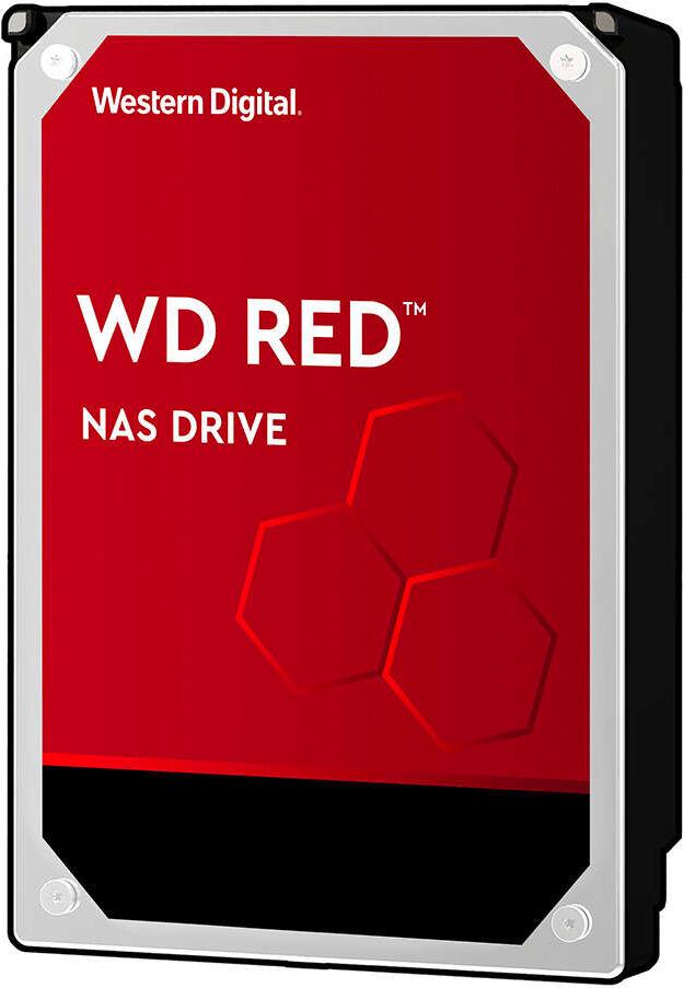 """western digital wd60efax hard disk interno 6 tb 3.5"""" 5400 rpm sata iii - wd60efax red"""