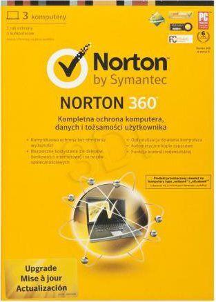Symantec 21299067 Software Antivirus Norton 360 Standard 2014 Italiano 1 Licenze 3 User Windows Mac - 21299067