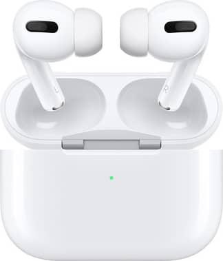 Apple Mwp22zm/a Airpods Pro - Auricolari Bluetooth Smartphone Stereo Con Custodia Colore Bianco - Mwp22zm/a