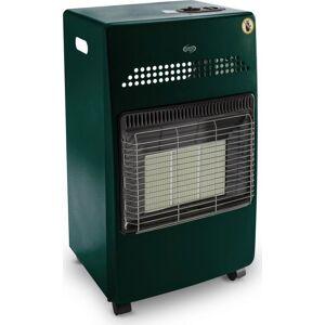 Argo Hanna Green Stufa A Gas Bombola Infrarossi Portatile Gpl Potenza 4.1 Kw Colore Verde - Hanna Green
