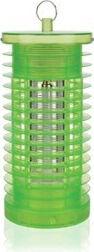 dcg eltronic Za 1311 Lampada Zanzariera Elettrica Ammazza Zanzare Insetti Mosche 3 W Basso Consumo Energetico Colore Verde - Za1311