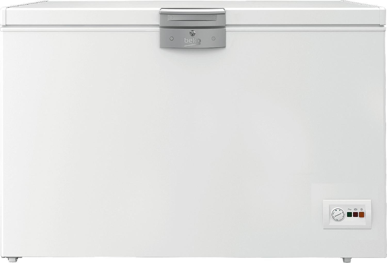Beko Hsa29520 Congelatore A Pozzetto Pozzo Orizzontale Capacità 288 Litri Classe Energetica A+ Capacità Di Congelamento 18 Kg/24h Raffreddamento Statico - Hsa29520
