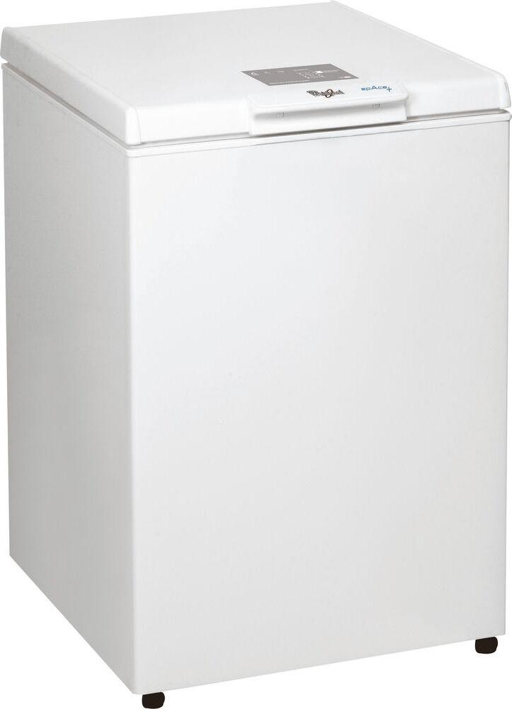 Whirlpool Wh1411a+e Congelatore A Pozzetto Pozzo Orizzontale Capacità 136 Litri Classe Energetica A+ Capacità Di Congelamento 13 Kg/24h Tecnologia Sesto Senso - Wh1411a+e