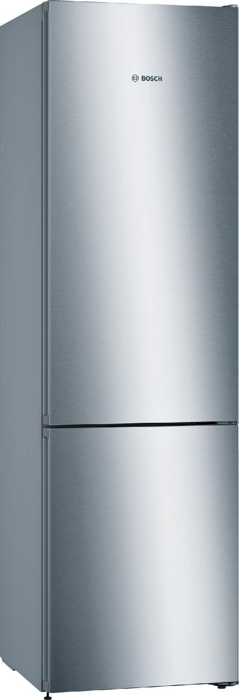 Bosch Kgn39vl45 Kgn39vl45 Serie 4 Frigorifero Combinato No Frost Capacità 400 Litri Classe A+++ Multi Flow / Filtro Airfresh Colore Inox