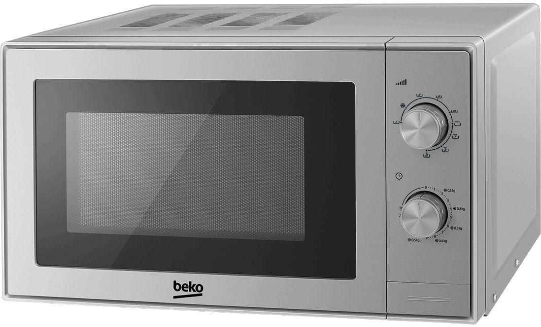 Beko Mgc20100s Mgc20100s Forno A Microonde Combinato Con Grill 20 Litri 700 Watt Colore Silver