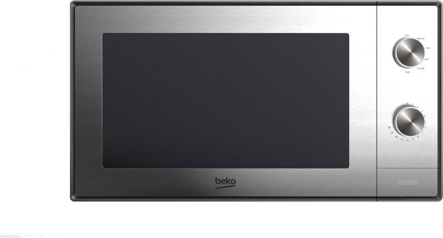Beko Moc20100s Forno A Microonde Capacità 20 Litri Potenza 700 Watt Colore Argento - Moc20100s