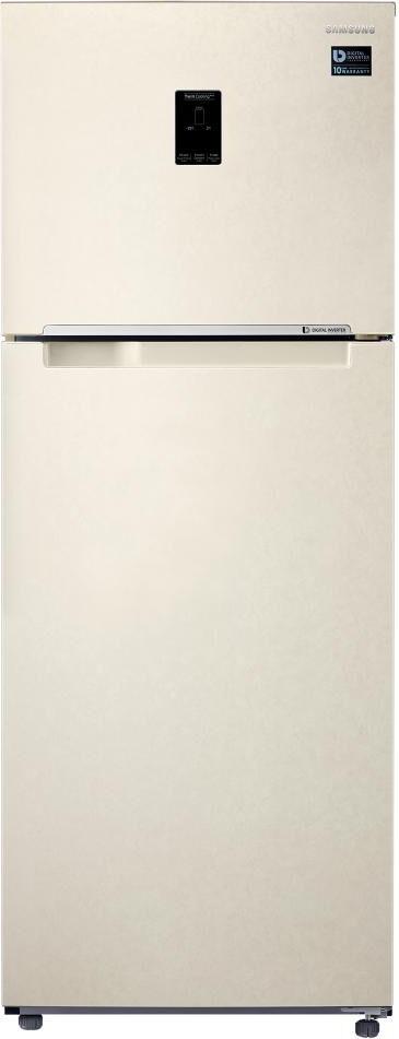 Samsung Rt38k5535ef Rt38k5535ef Serie 5000 Frigorifero Doppia Porta No Frost Capacità 397 Litri Classe A++ Multi Flow Plus Colore Sabbia