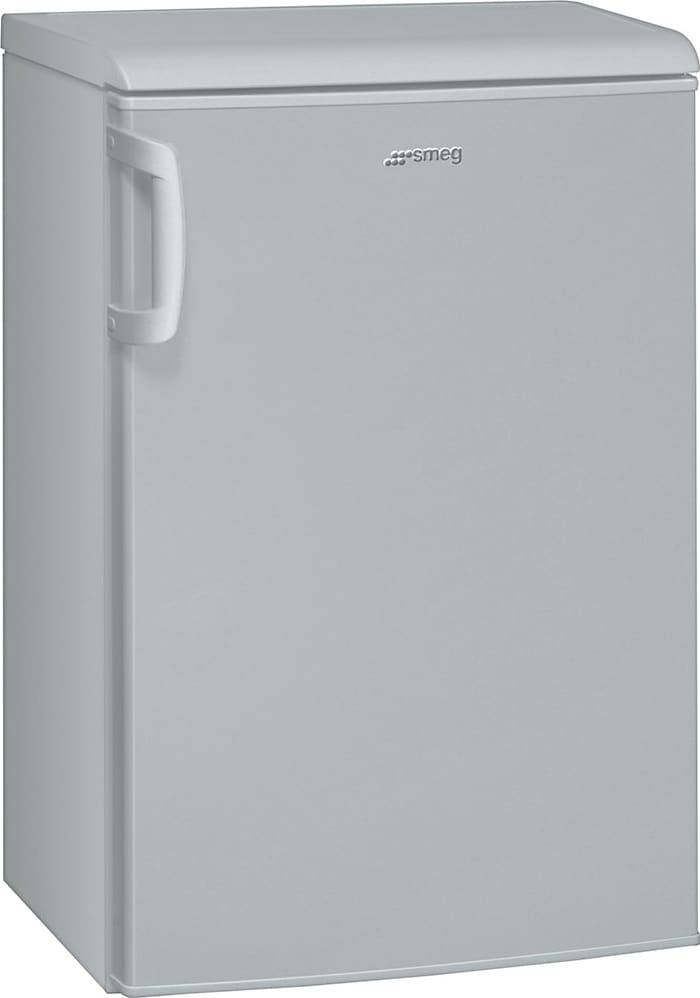 SMEG Fa120aps Mini Frigo Frigobar Minibar Capacità 101 Litri Classe Energetica A+ Raffreddamento Statico Colore Silver - Fa120aps