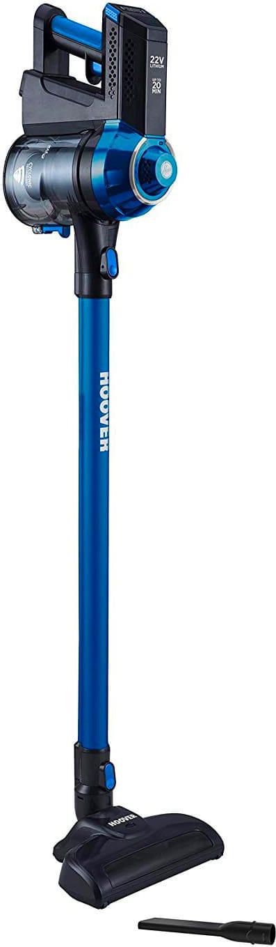 Hoover Fd22l 011 Scopa Elettrica Senza Fili Ricaricabile Cordless Senza Sacco Potenza 22,2 Volt - Fd22l011 Freedom 2 In 1