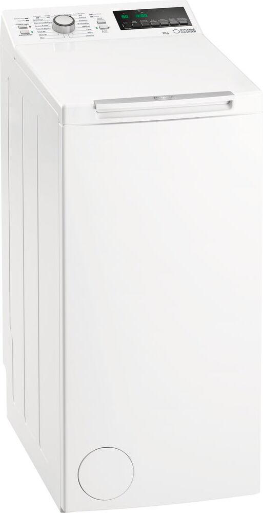 Ariston Wmtg 723 Hr It Wmtg 723 Hr (It) Lavatrice Carica Dall'Alto 7 Kg Classe A+++ 1200 Giri Profondità 60 Cm