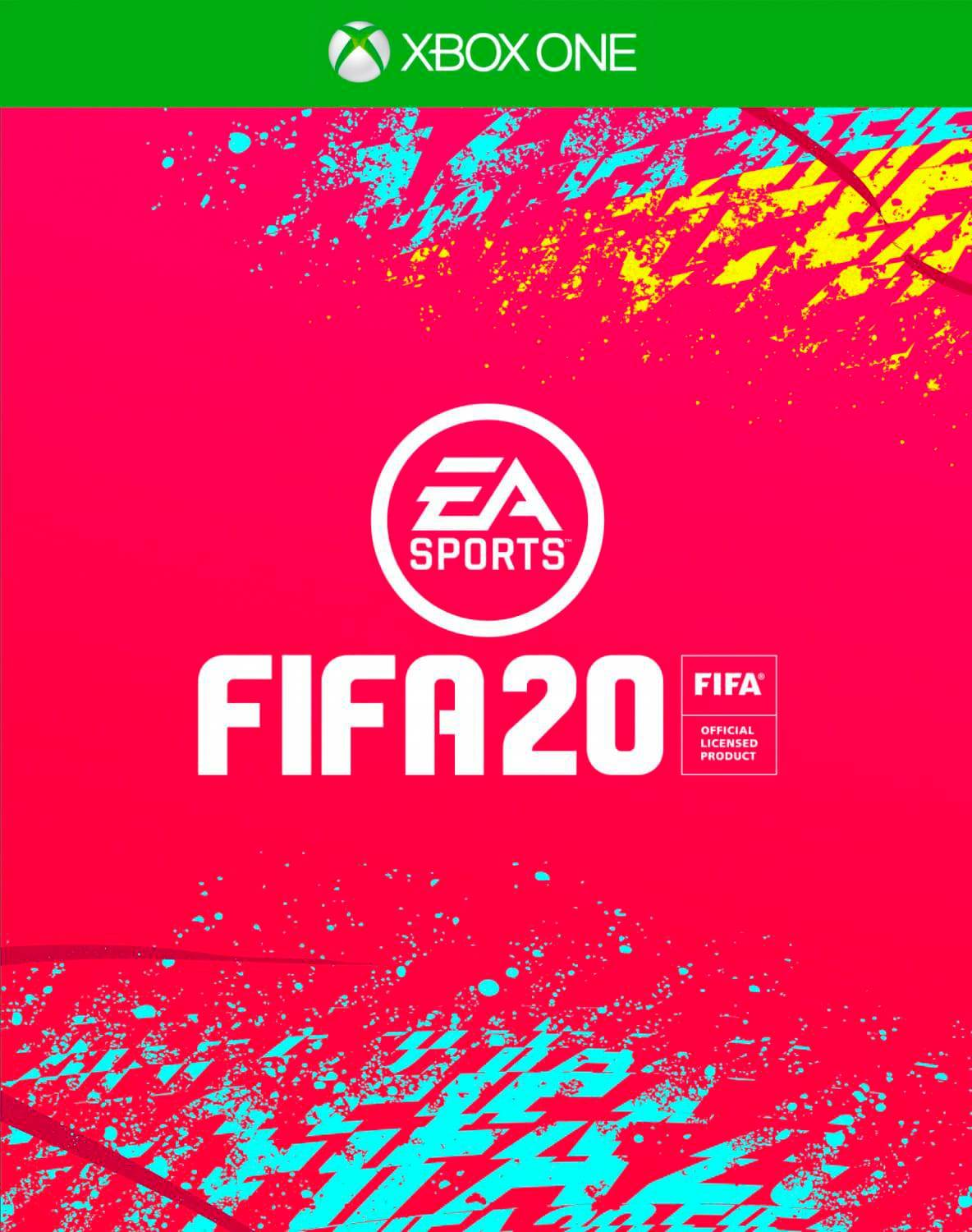 Electronic Arts 1056045 Xbox One Fifa 20 Sport 3+ - 1056045