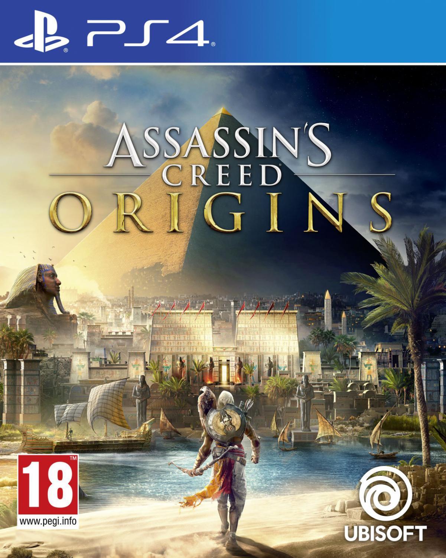ubisoft 95034 Videogioco Per Ps4 Assassin'S Creed Origins Azione/avventura 18+ - 95034