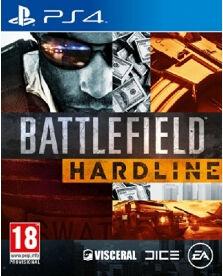 Electronic Arts 1013612 Battlefield: Hardline, Playstation 4 Ps4 Lingua Italiano Multiplayer - 1013612
