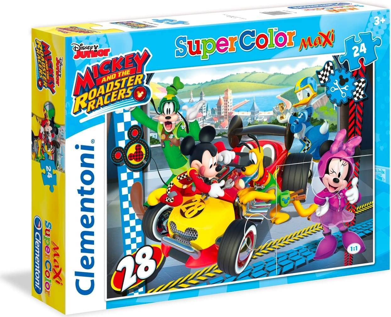 clementoni 24481 Mickey Roadster Racers - 24481