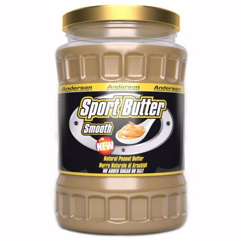 ANDERSON Sport Butter 510 g ANDERSON - VitaminCenter