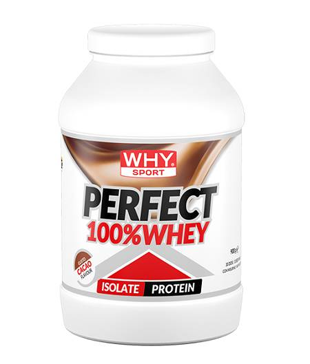 Perfect 100% Whey 900 g Cacao