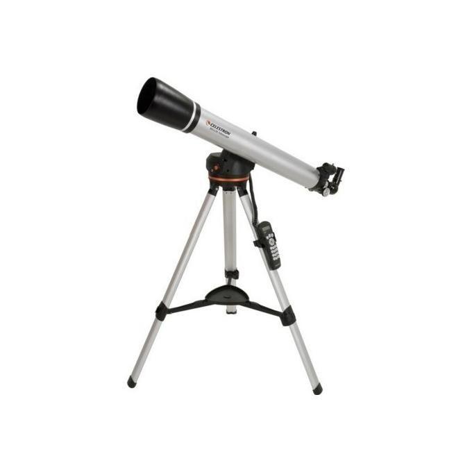 CELESTRON Telescopio LCM80 Computerizzato Rifrattore Focale 900mm Diametro 80mm