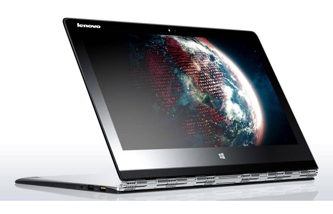 Lenovo Yoga 3 Pro Ultrabook Convertibile 13.3'' Quad-HD+ e IPS Multi-Touch Intel M-5Y71 8Gb SSD 512Gb Oro