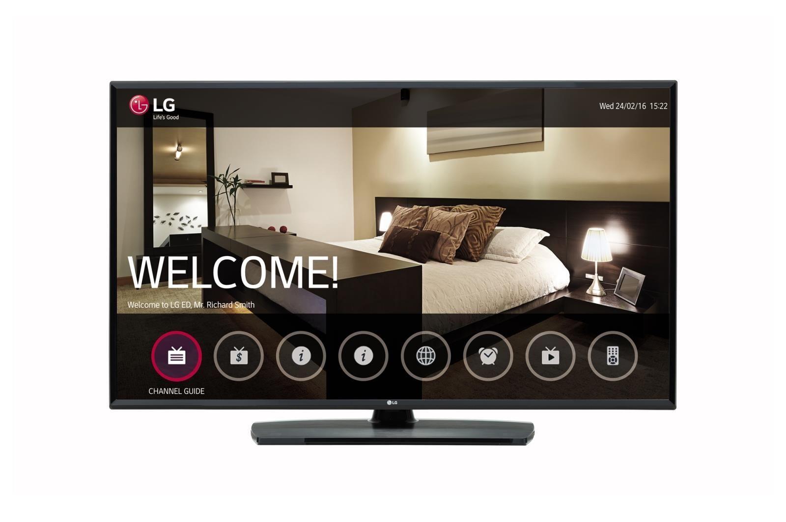 LG 49LU341H Tv Led 49'' Full Hd Hotel Mode Nero