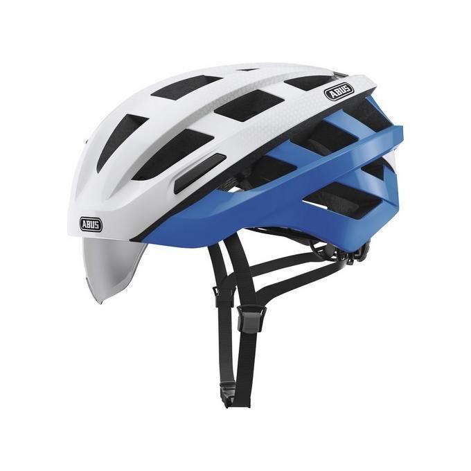 ABUS 13379 4 Casco bici blu comb M taglia 54-59