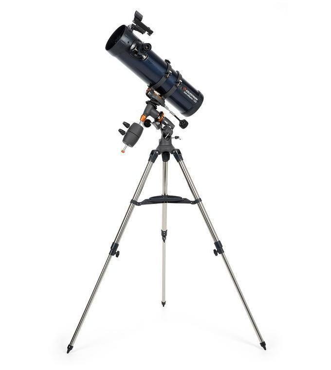CELESTRON Telescopio Astromaster 130eq 130 650