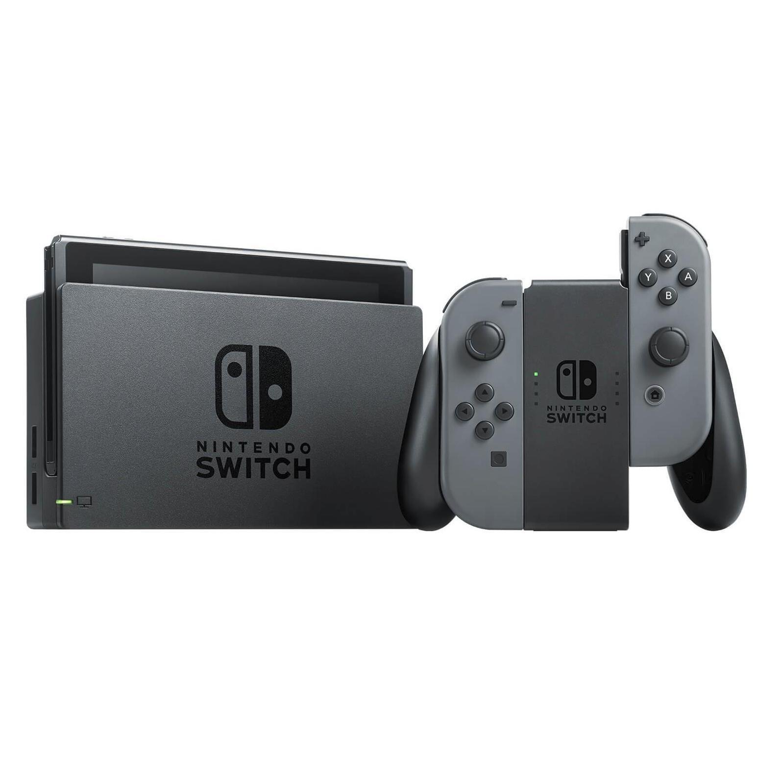 Nintendo Console  Switch Joy - Con Grigio